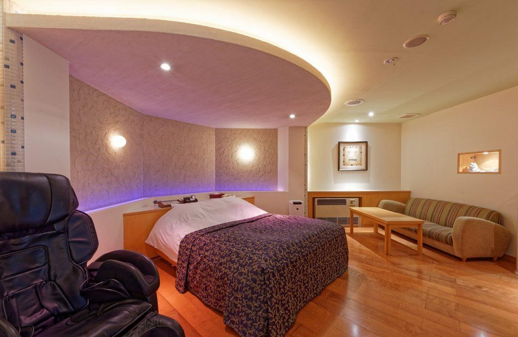 ホテルNOONの客室